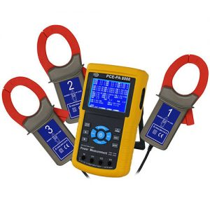 PCE-PA 8000 Power Analyzer