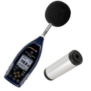 PCE-428-KIT Datalogging Sound Meter Kit