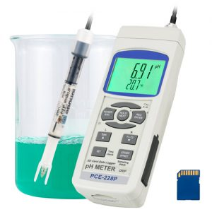 PCE-228P PH Meter for Shampoo, pastes, paints, cosmetics