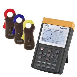 PCE-PA-830-1 Power Analyzer