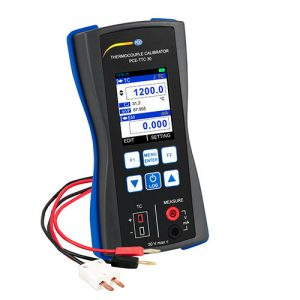 PCE-TTC 30 Thermocouple Calibrator