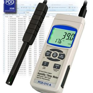 PCE-313A Temperature Humidity meter