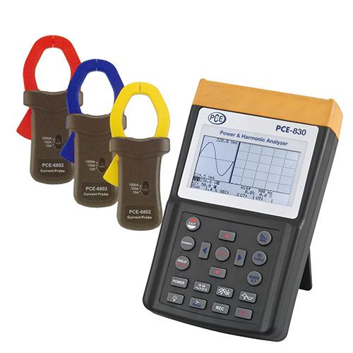 PCE-PA-830-2 Power Analyzer