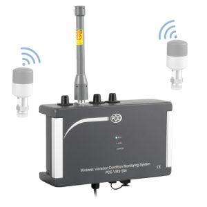 PCE-VMS 504 Vibration Analyzer